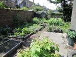Community garden in Portobello, right downtown!