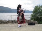 A Scottish Highlander